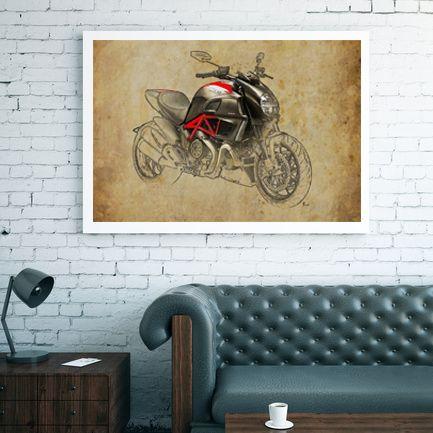 The Joy Of Ducati Diavel