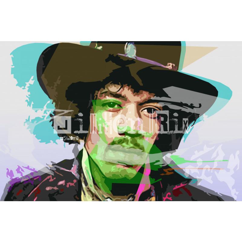 Hendrix's Portrait
