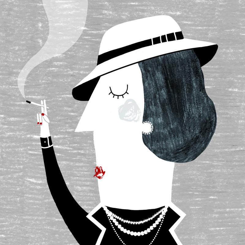 Madame Coco Chanel