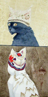 Elegant Cats 1