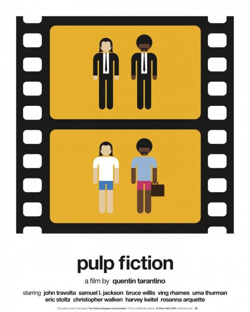 Pulp Fiction 2F