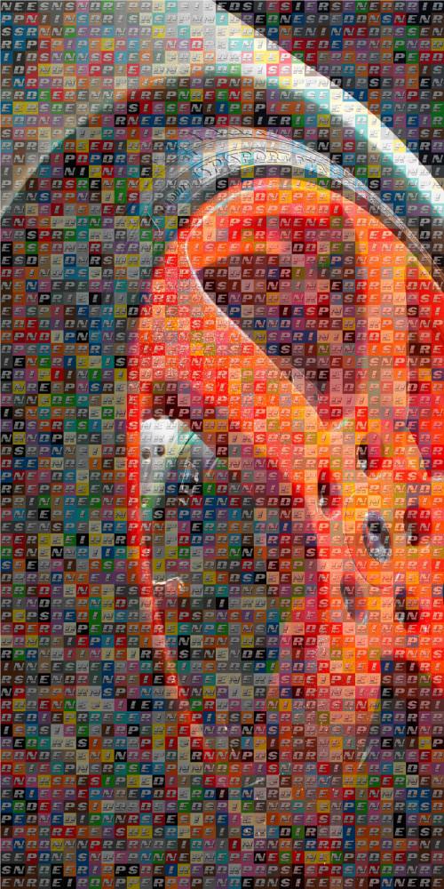 Zazen Mosaico