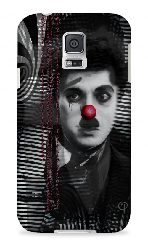 Smile-Charlie Chaplin