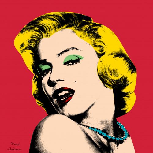 Marilyn Monroe Pop