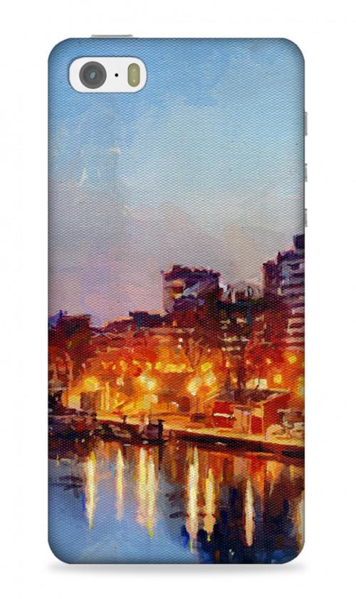 Parisian River Lights