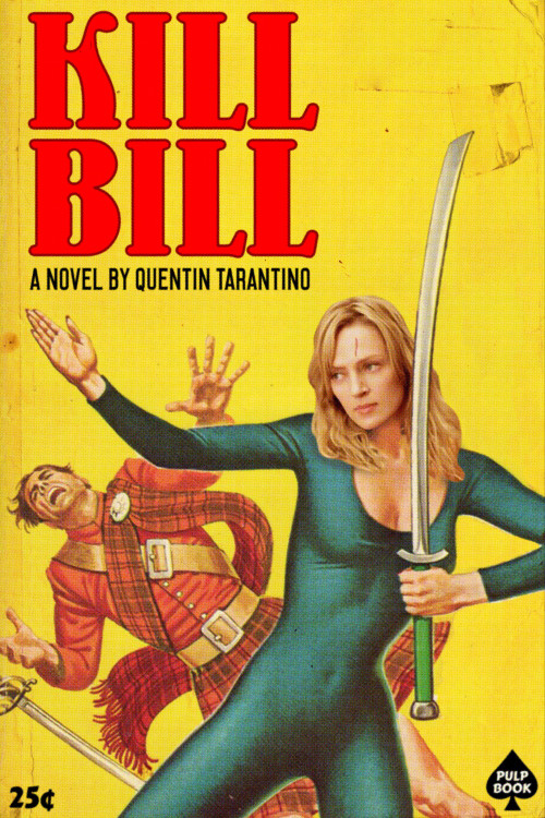 Quentin Tarantino Kill Bill