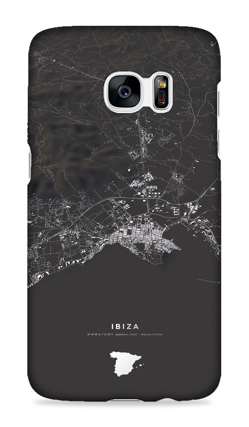 Ibiza (Black & White)