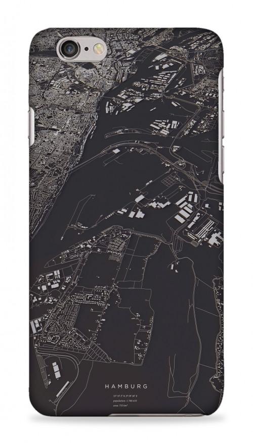 Hamburg (Black & White)